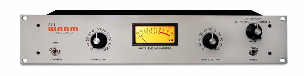 Warm Audio Opto 2a