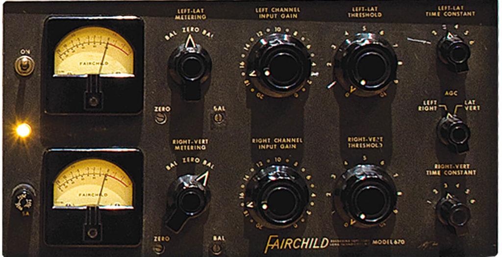 """Fairchild """"Tube Monster"""""""